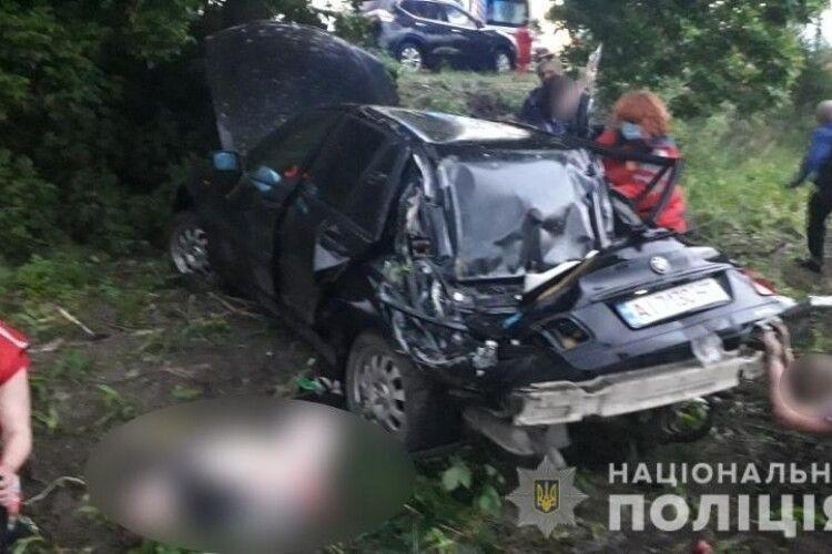 На Київщині в ДТП у свій день народження загинув 12-річний хлопчик