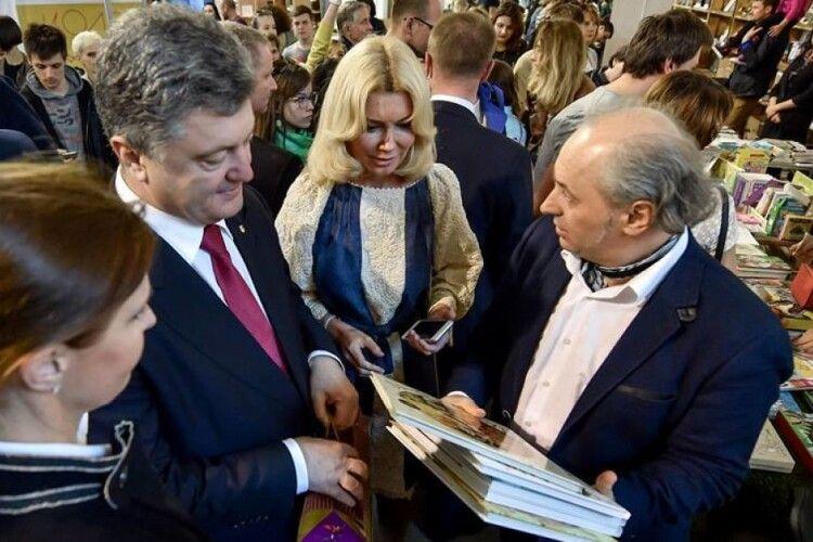 Відомі українські письменники проголосили про свою підтримку «Європейської солідарності» та особисто Петра Порошенка