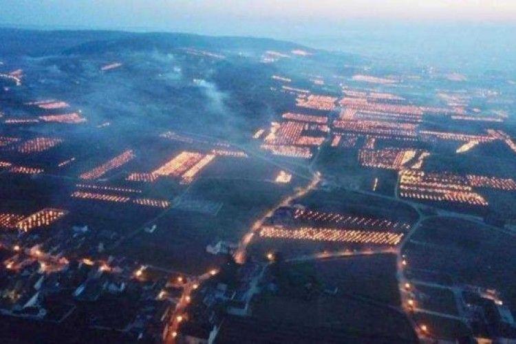 У Франції масово палять вогнища на виноградниках