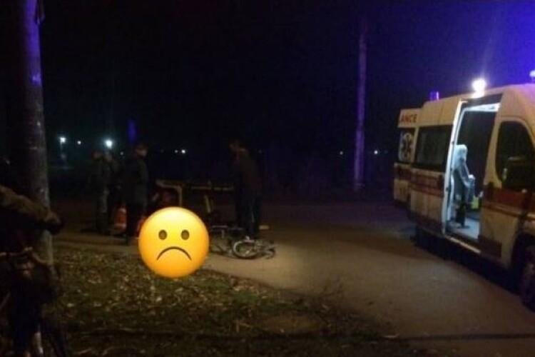 Пішоход, який потрапив під колеса легковика у Луцьку, загинув