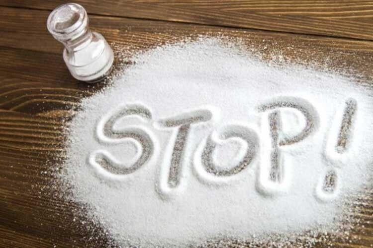 Проблема: з'їли кілька мішків солі й хочете бути здоровими?!