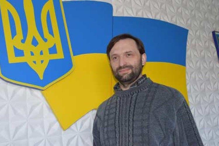 За підручником волинян восьмикласники вивчають історію України