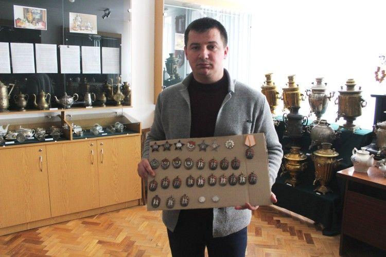 Митниці України передали у Любомльський музей цінні експонати
