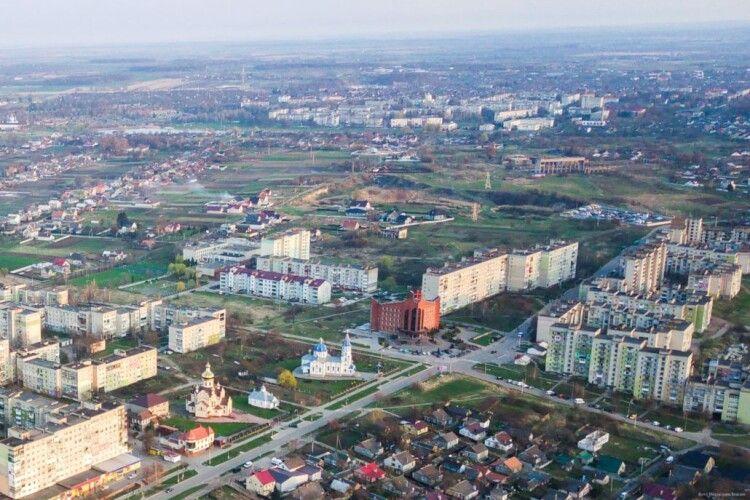 У Нововолинську встановлюють міні-котельню за 7,4 мільйона гривень