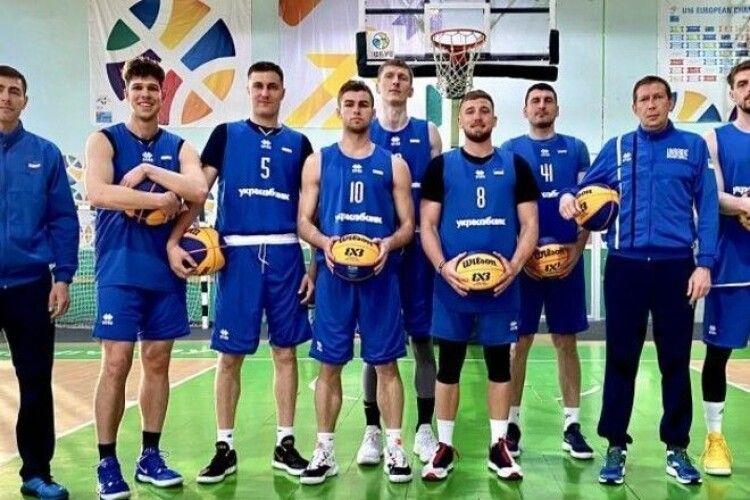 Баскетбол: стали відомі суперники збірної України 3х3 в олімпійській кваліфікації