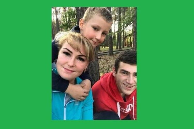 Щоб двоє синочків не залишилися сиротами: батька з'їв рак, а на його сороковини страшний діагноз почула і мама