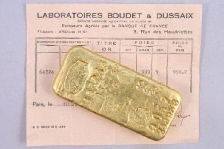 Двоє дітей на карантині знайшли золото на сто тисяч доларів