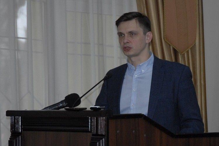 Політолог Сергій Таран у Луцьку розповів, коли в Україні викорінять корупцію