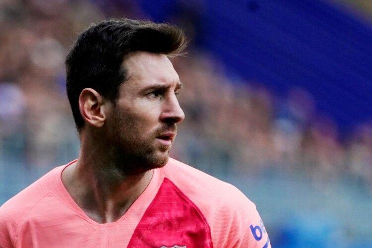 Ліонель Мессі продовжив контракт з «Барселоною»