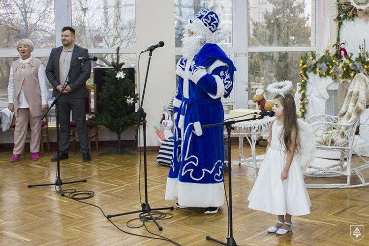У Нововолинську запрацювала Резиденція Святого Миколая (Фото)