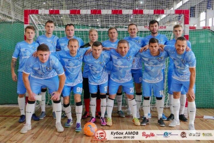 Відбувся п'ятий ювілейний турнір футзальних друзів – Friends Futsal Fest 2020
