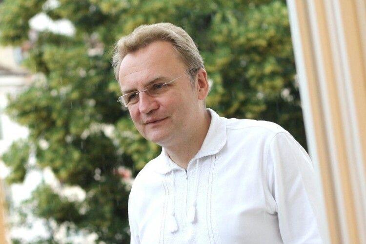 Мер Львова захворів на коронавірус і розповів, як почувається