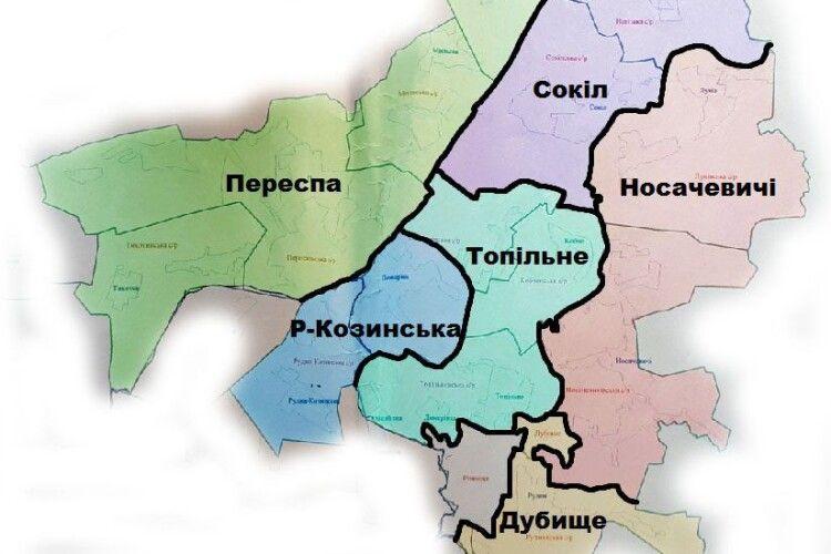 Хто буде старостами сіл Рожищенської територіальної громади