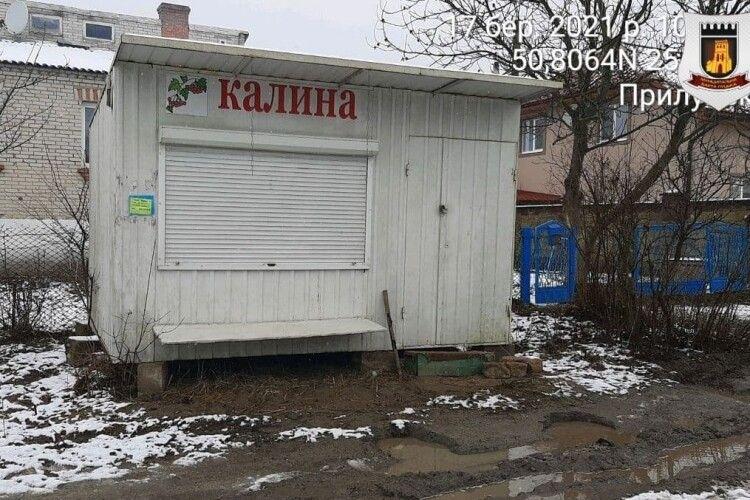 У Луцьку муніципали зноситимуть кіоски, гаражі, господарські споруди (Фото)