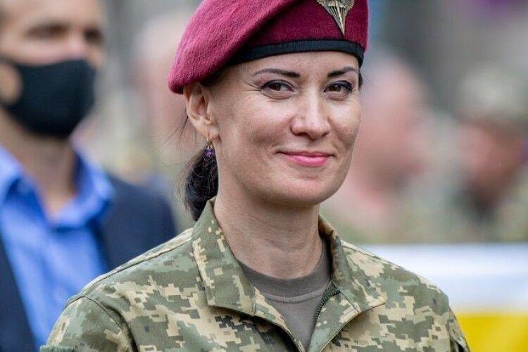 Маруся Звіробій стане кандидаткою від партії«Європейська Солідарність» на довиборах у Надвірній