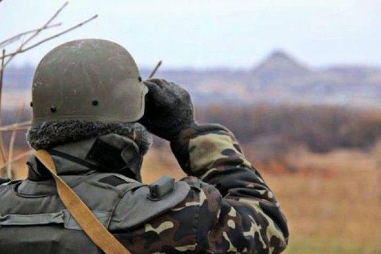 Окупанти сьогодні відкривали вогонь тільки на Донецькому напрямку