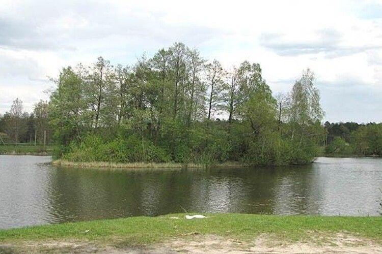 У Ківерцях розчищатимуть озеро за 207 тисяч гривень