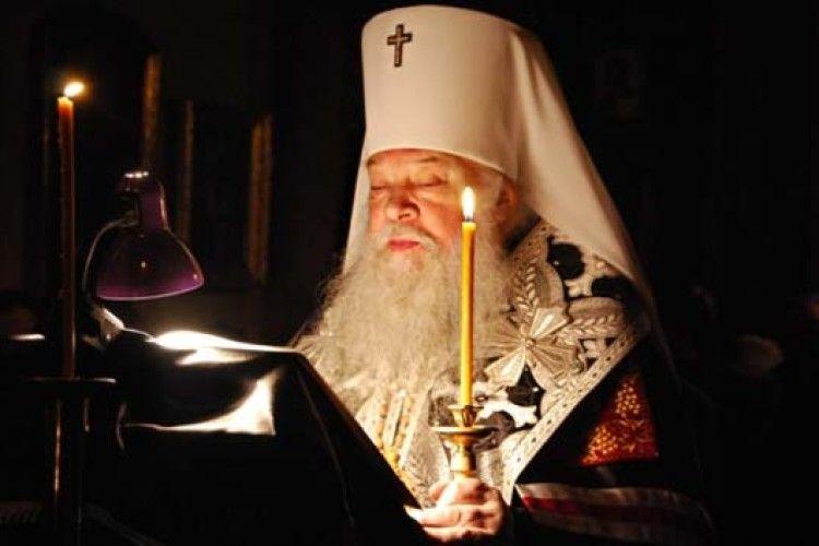 Відійшов до Господа Високопреосвященніший митрополит Ніфонт