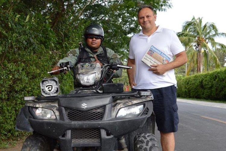 Панама не дала Каськіву статус політбіженця