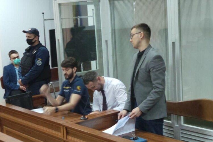 Українського активіста Стерненка засудили до семи років тюрми