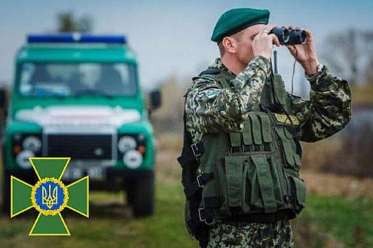Голова Любешівської райдержадміністрації Юлія Подерня-Масюк привітала охоронців кордону з професійним святом