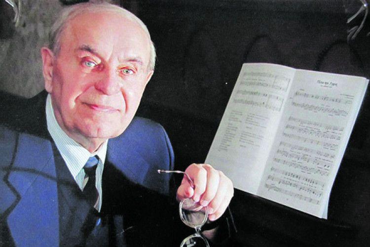 90-річний Мирослав Стефанишин: «Сам Микола Колесса направив мене диригентом у Волинський народний хор»