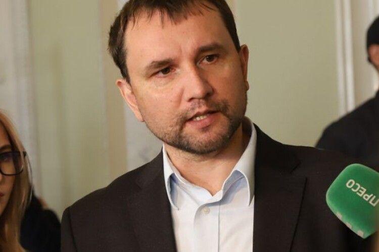 Володимир В'ятрович: «Слуги народу» знову атакують українську мову