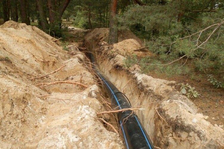 У Ковелі модернізують мережу водопостачання