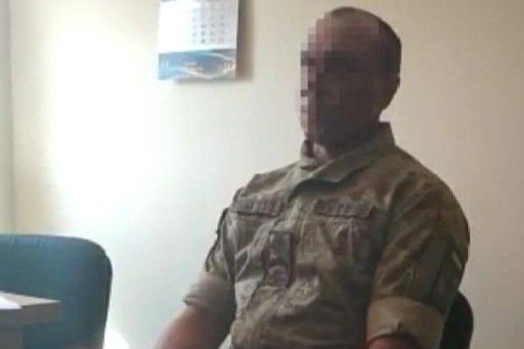 Український прикордонник виявився бійцем терористичного батальйону «Оплот», який діяв на окупованій території