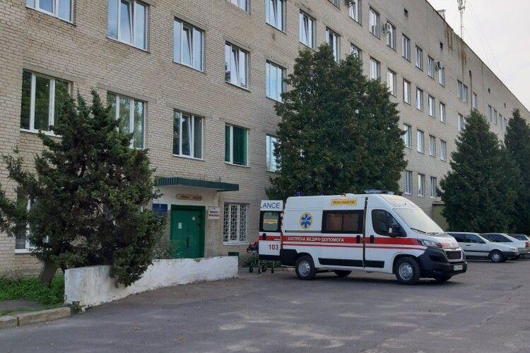 Володимир-Волинське ТМО відзвітувало про використання благодійних коштів