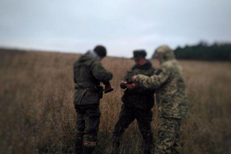 На вихідних на Волині масово ловили порушників полювання