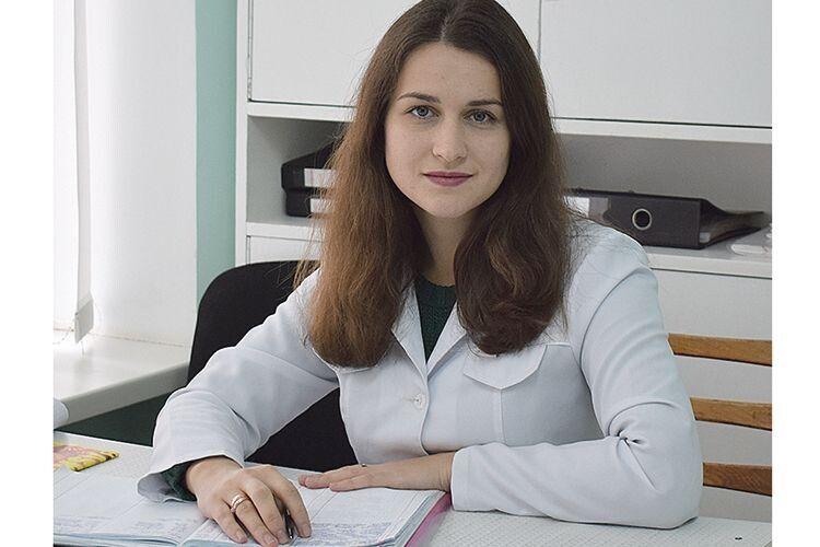 Як молода лікарка  знайшла у Голобах і роботу, і своє щастя