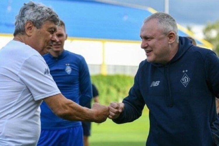 Луческу – перший тренер, який не став слухати президента Динамо