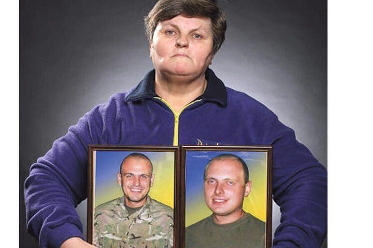 «Я — русская,  но кто мои сыновья?!  Они ушли защищать Украину»