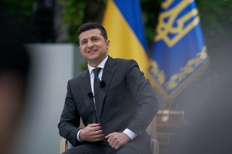 Зеленський знявся в ролику про Україну англійською мовою (Відео)