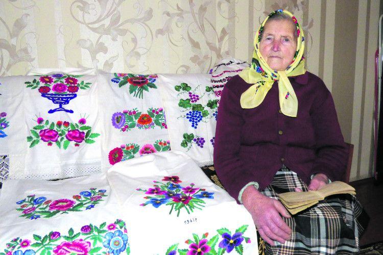 Ольгу Маковську розстріляли у8 років, але вона вижила інародила 10 дітей!