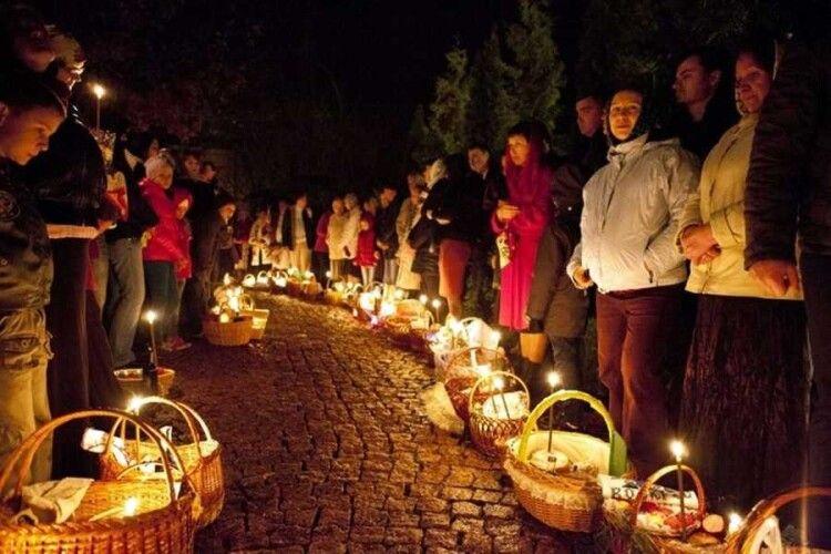 Більшість українців не планують йти до церкви на Великдень, – опитування
