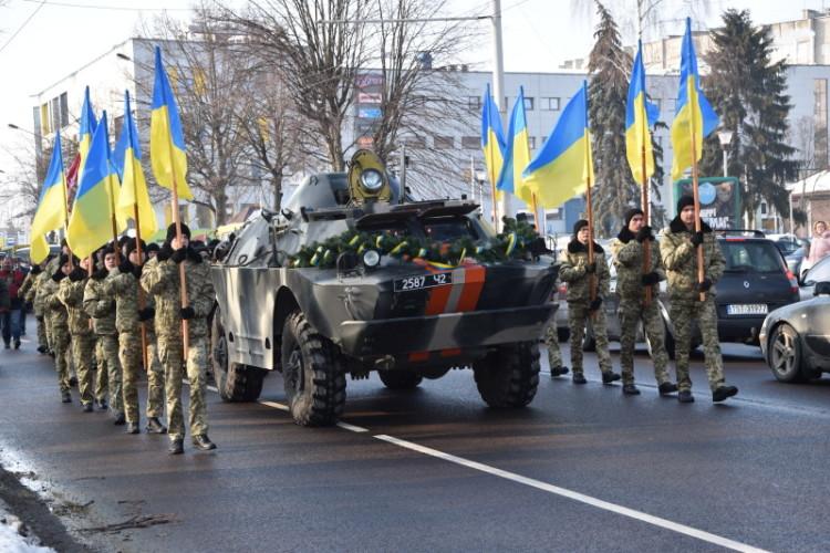У Луцьку вшанували пам'ять воїнів-інтернаціоналістів