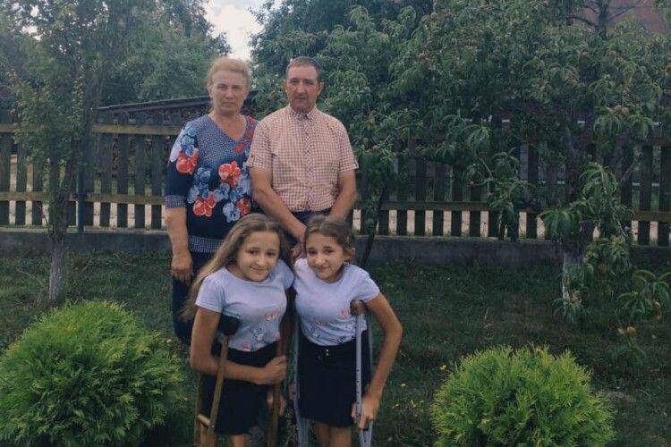 Лісівники України допомогли назбирати сім'ї з Любешівщини майже 900 тисяч гривень на операцію