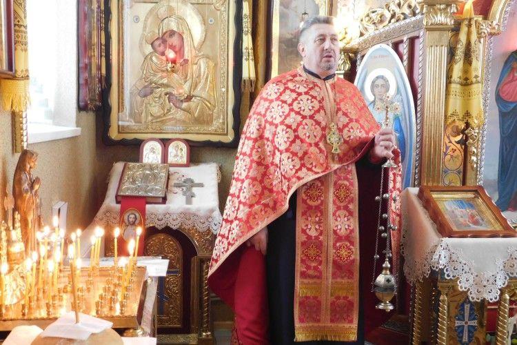 Ініціатором доброчинства і благодійності виступає волинський… священик