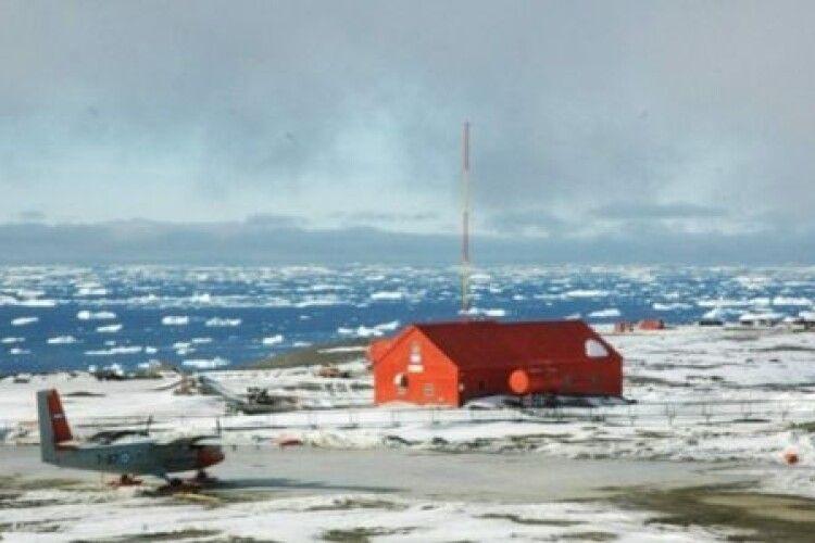 Вперше за історію Антарктики температура перевищила 20 градусів