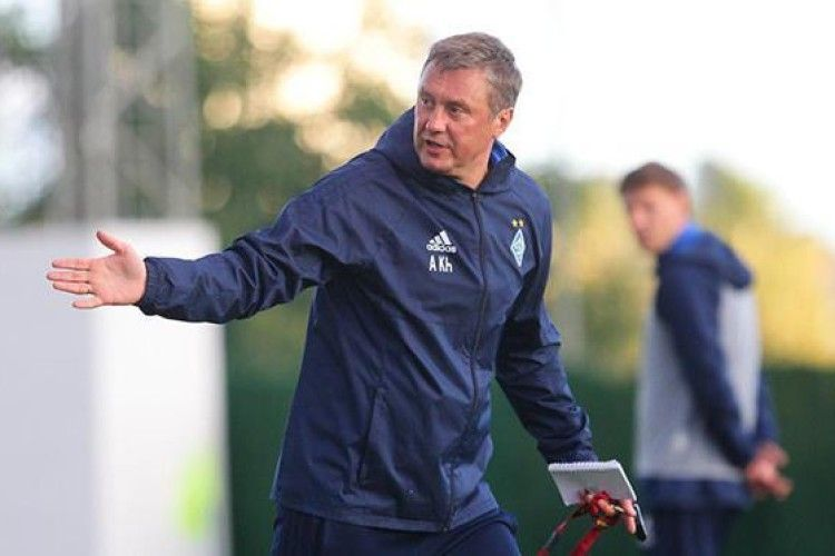 Хацкевич заявив, що в поєдинку з «Челсі» у нападі «Динамо» зіграє джокер
