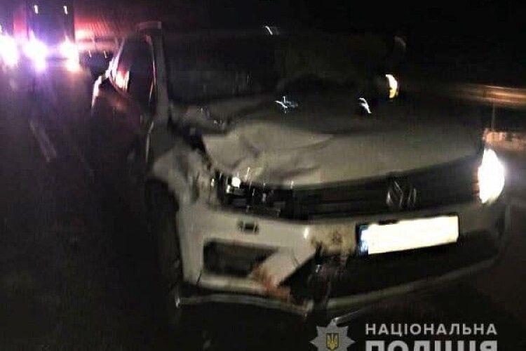 19-річний водій на смерть збив двох пішоходів на Рівненщині
