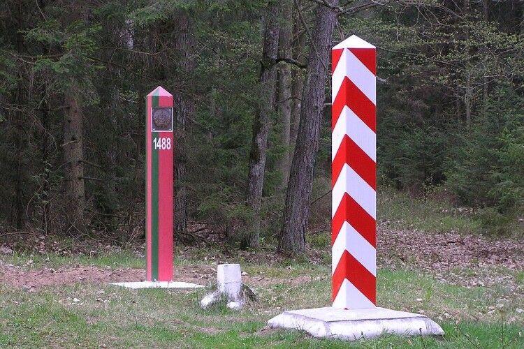 Протягом доби зфіксували 259 спроб незаконного перетину кордону Польщі з території Білорусі