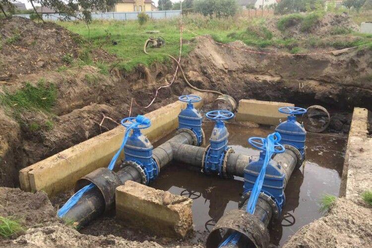 Ніякої іржі: у Ковелі артезіанська вода піде по нових трубах