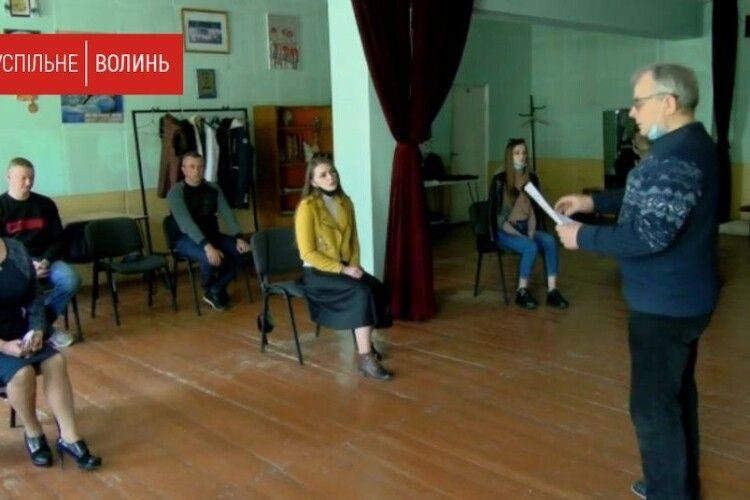 Артисти Волинської філармонії – знову на репетиціях