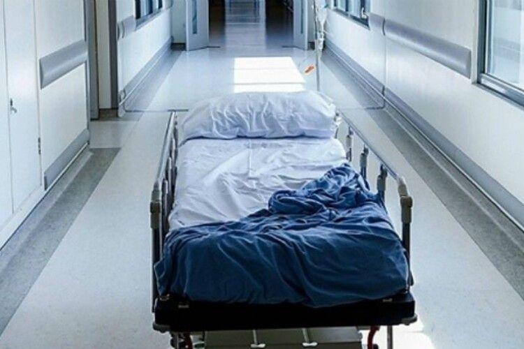 У волинському місті третій день поспіль помирають хворі на коронавірус