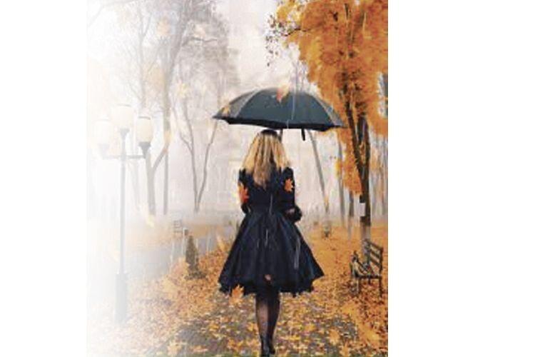 Ще ця жінка не осінь, а літо...