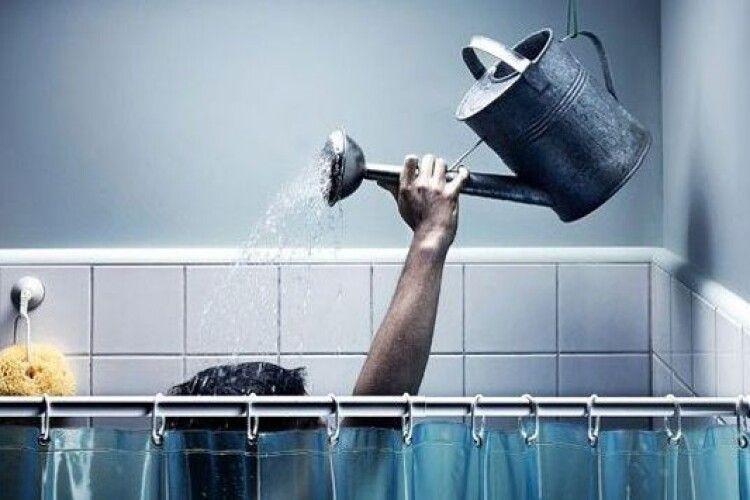 Від завтра мешканцям мікрорайону ЛПЗ відключать гарячу воду