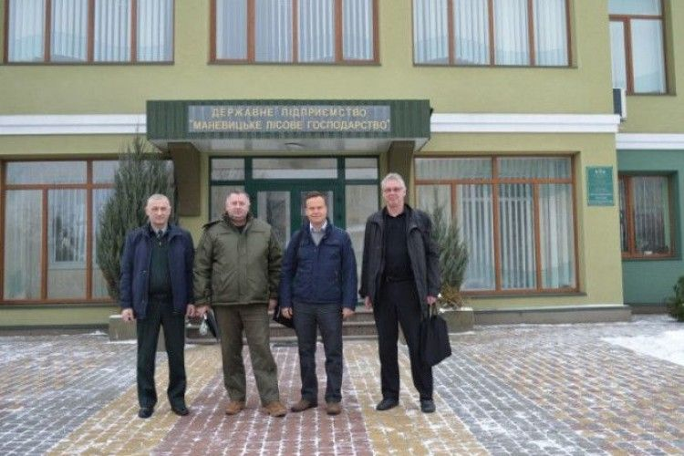 Фінська компанія зацікавилася лісовою продукцією Маневиччини